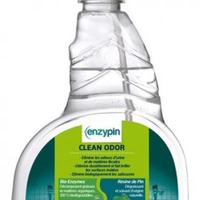 ENZYPIN CLEAN ODOR Nettoyage + Odorisation - Flacon de 750ML